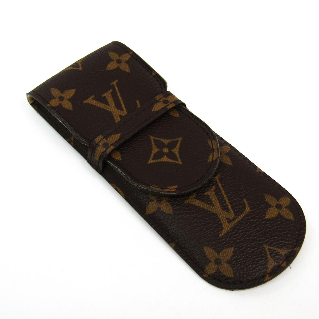 ルイ・ヴィトン(Louis Vuitton) モノグラム モノグラム ペンケース (モノグラム) エテュイスティロ M62990 【中古】