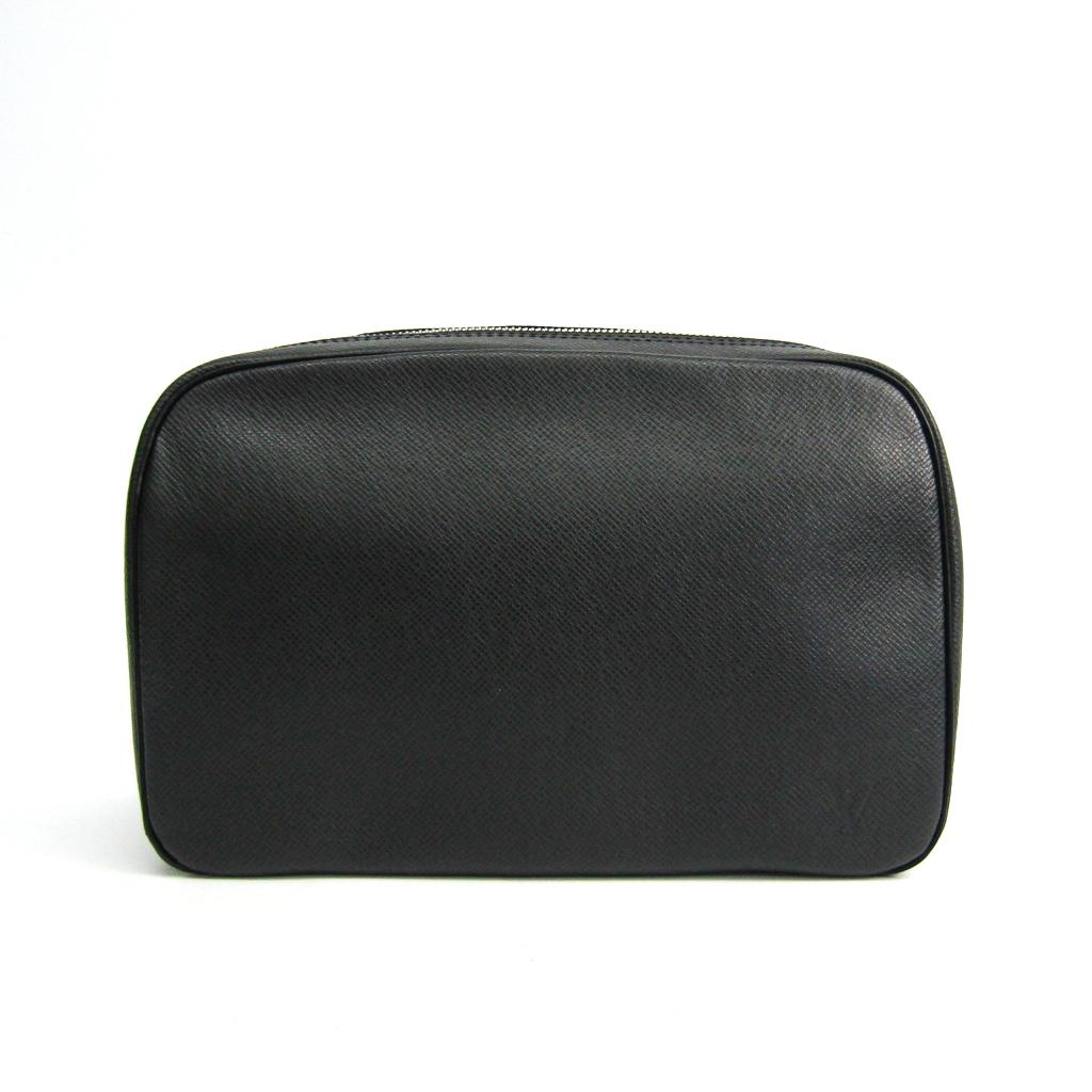 ルイ・ヴィトン(Louis Vuitton) タイガ トゥルース・トワレットGM M30212 メンズ ポーチ アルドワーズ 【中古】