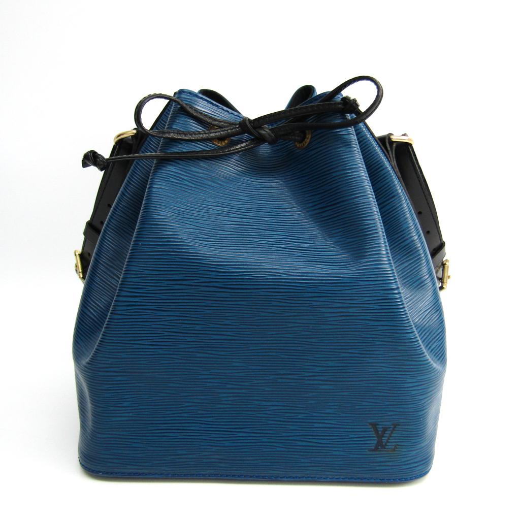 ルイ・ヴィトン(Louis Vuitton) エピ プチノエ M44152 レディース ショルダーバッグ バイカラー 【中古】
