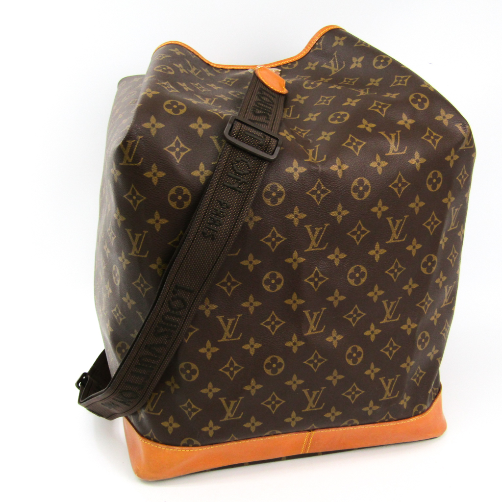 ルイ・ヴィトン(Louis Vuitton) モノグラム サック・マリーン・バンドリエール M41235 レディース ボストンバッグ モノグラム 【中古】