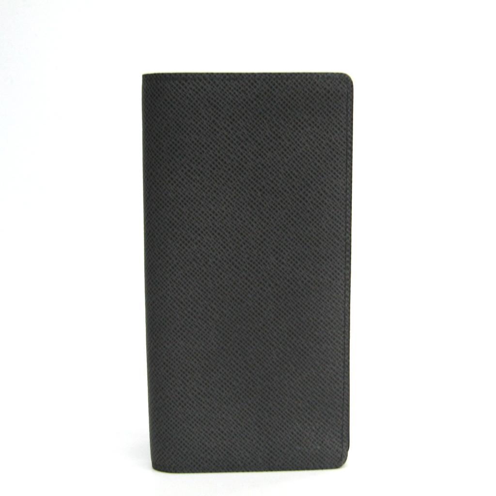 ルイ・ヴィトン(Louis Vuitton) タイガ M32653 タイガ 長財布(二つ折り) グラシエ 【中古】