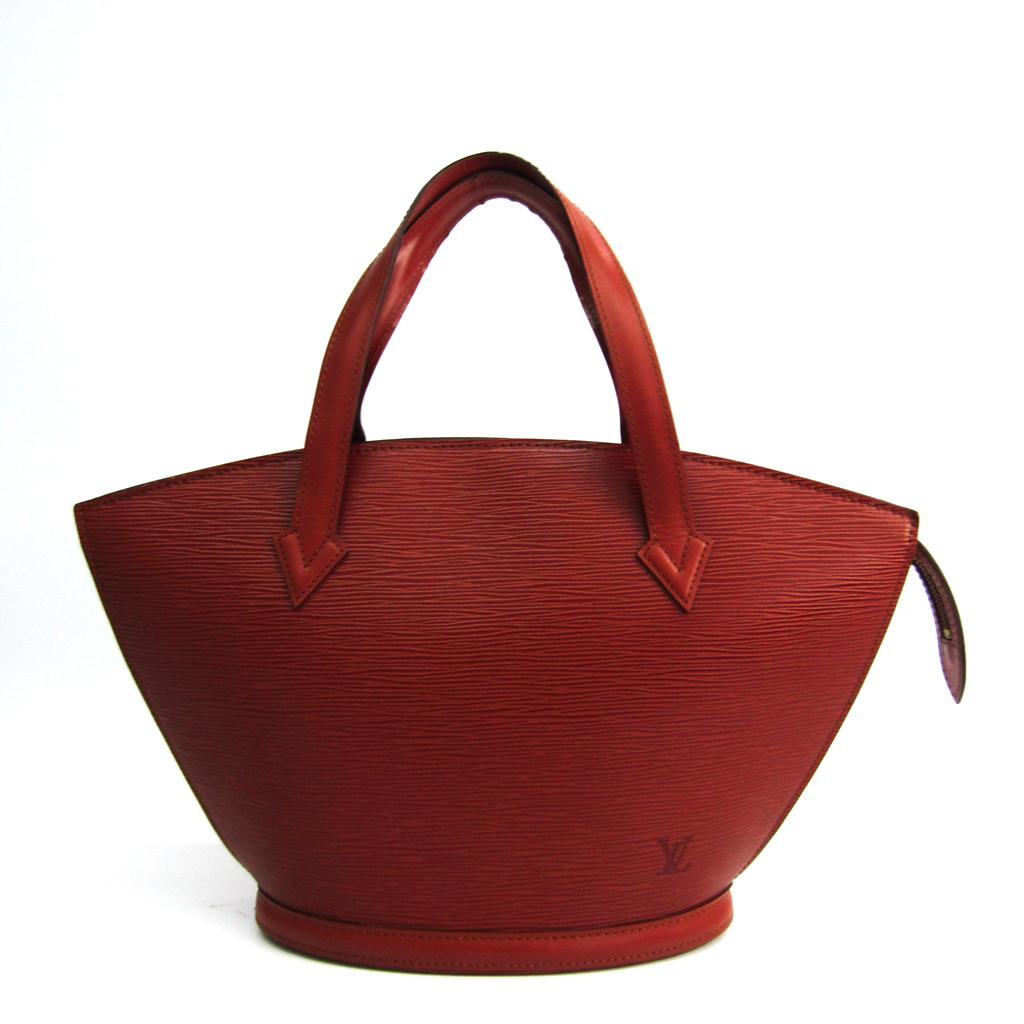 ルイ・ヴィトン(Louis Vuitton) エピ サン・ジャック M52273 ハンドバッグ ケニアンブラウン 【中古】