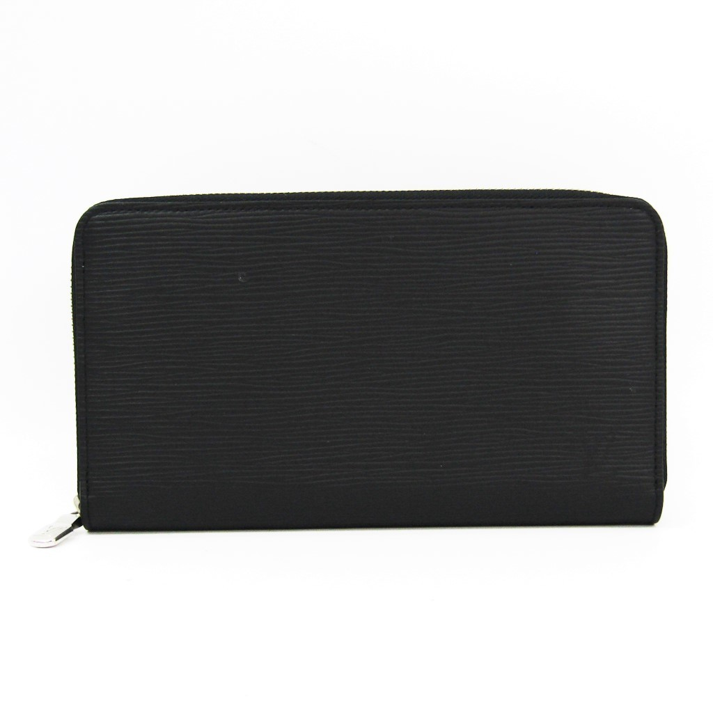 ルイ・ヴィトン(Louis Vuitton) エピ ジッピー・オーガナイザー NM M62643 メンズ エピレザー 長財布(二つ折り) ノワール 【中古】