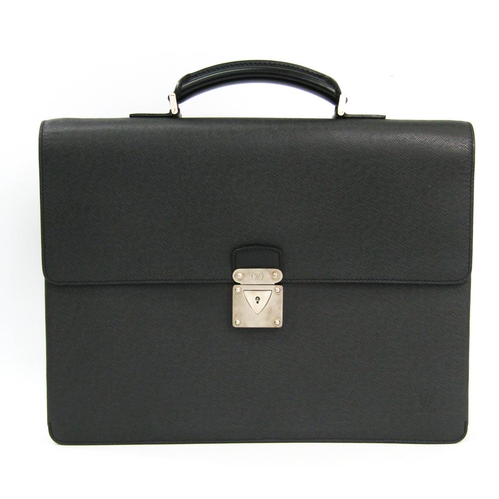 ルイ・ヴィトン(Louis Vuitton) タイガ セルヴィエットロブスト1 M31052 メンズ ブリーフケース アルドワーズ 【中古】