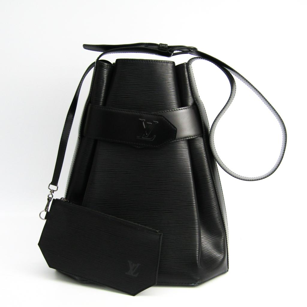 ルイ・ヴィトン(Louis Vuitton) エピ サック・デポール M80155 レディース バッグ ノワール 【中古】
