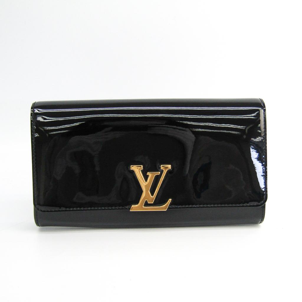 ルイ・ヴィトン(Louis Vuitton) ポシェット・ルイーズ EW NM M51634 レディース クラッチバッグ ブラック 【中古】