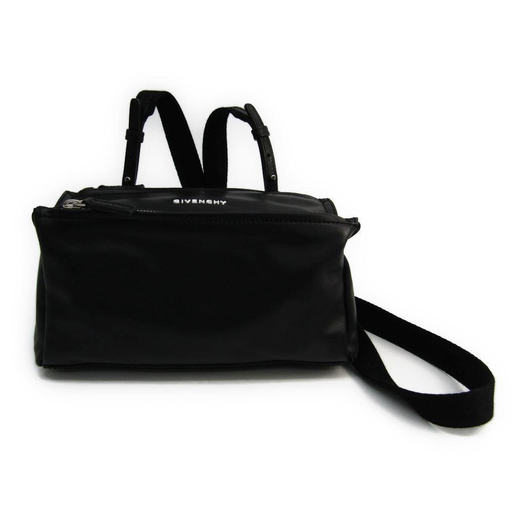 a5f6b759964f0 ジバンシィ (Givenchy) Pandora mini-BB05253597 Lady's leather shoulder bag black  ...