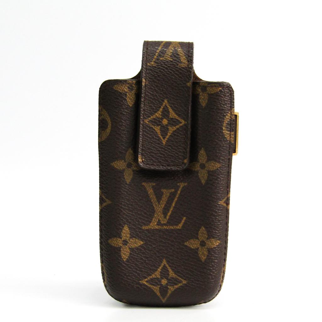 ルイ・ヴィトン(Louis Vuitton) モノグラム エテュイ・テレフォン インターナショナルGM M63060 モノグラムスマホ・携帯ケース モノグラム 【中古】