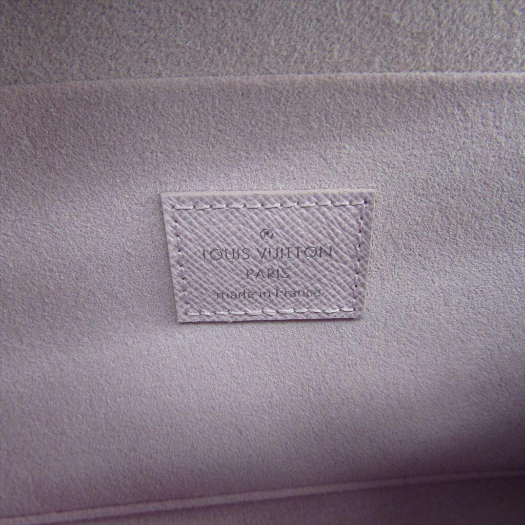 ルイ・ヴィトン Louis Vuittonエピ ポシェット・フェリーチェ M62768 レディース エピレザー チェーン ショルダーウォレット ブルー ピンクPkX8NZwn0O