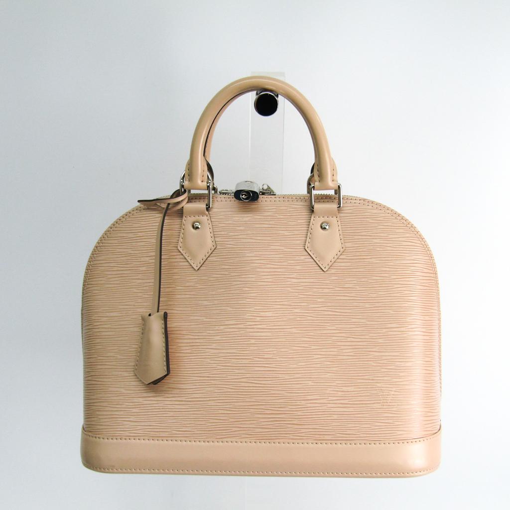 ルイ・ヴィトン (Louis Vuitton) エピ アルマPM M41155 レディース エピレザー ハンドバッグ デュンヌ 【中古】