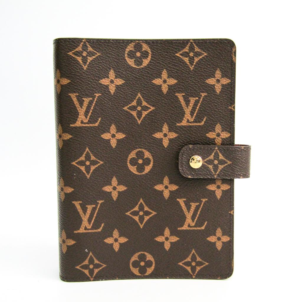 ルイ・ヴィトン(Louis Vuitton) モノグラム 手帳 モノグラム アジェンダMM R20004 【中古】