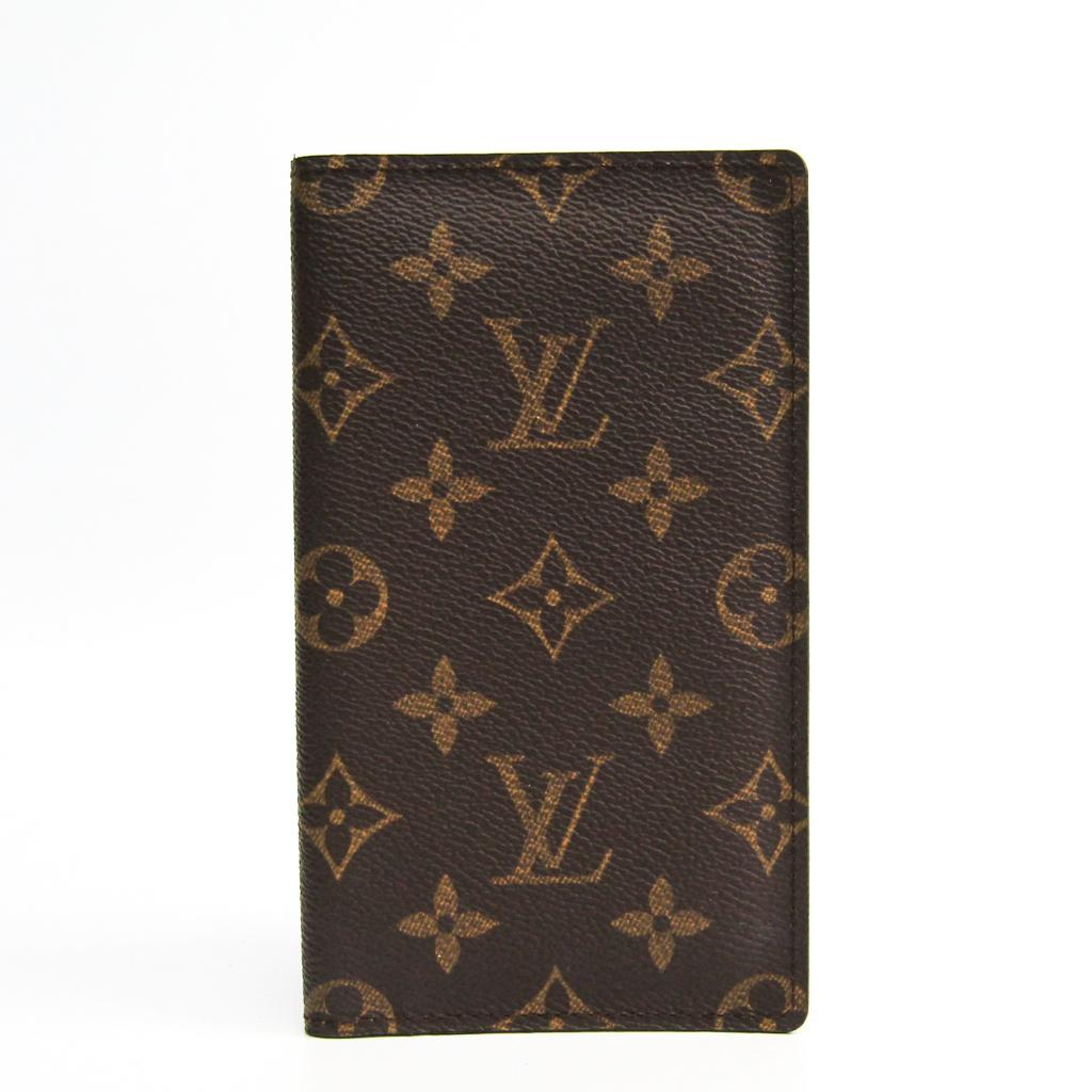 ルイ・ヴィトン(Louis Vuitton) モノグラム ポケットサイズ 手帳 モノグラム ポケットダイアリー R20503 【中古】