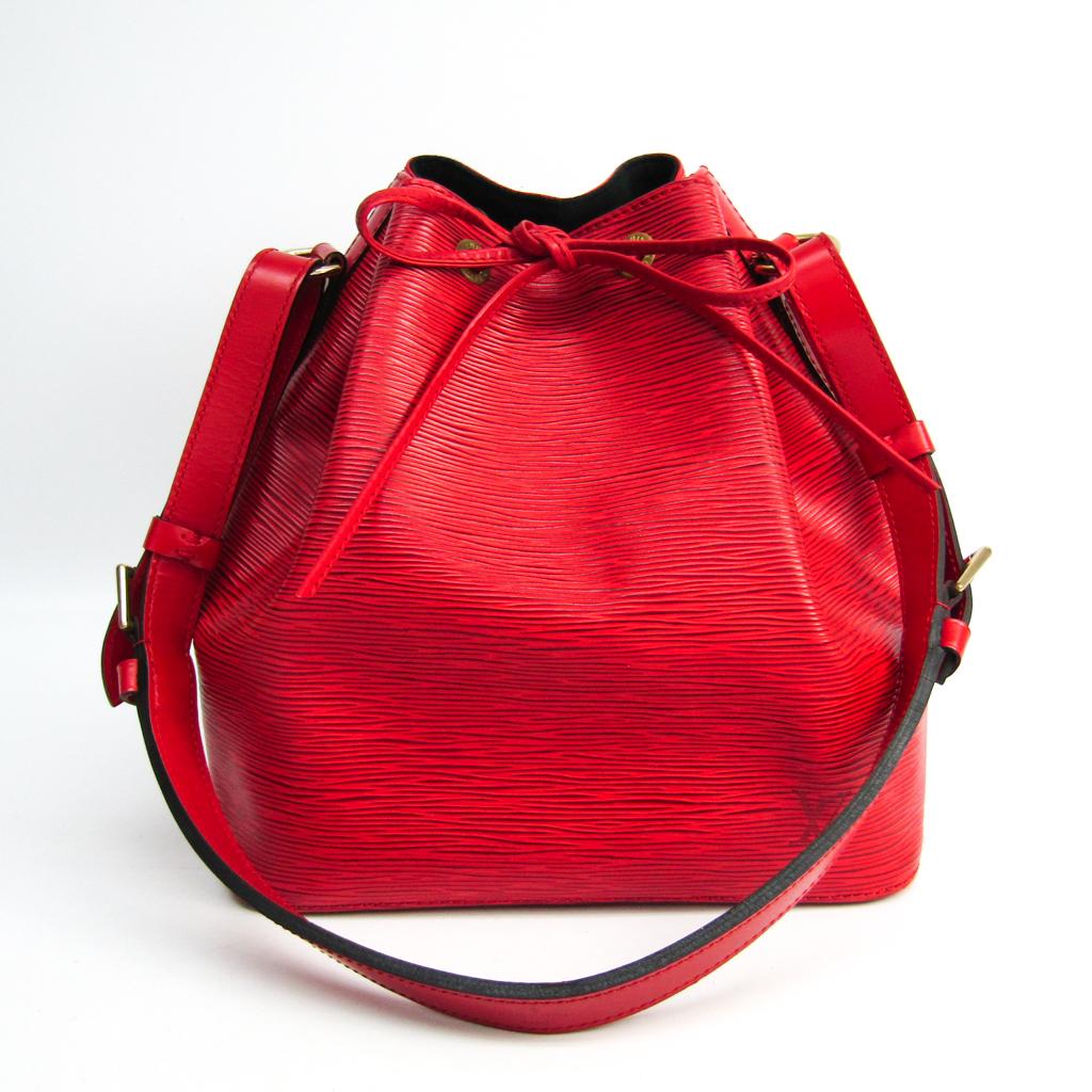ルイ・ヴィトン(Louis Vuitton) エピ プチ・ノエ M44107 レディース ショルダーバッグ カスティリアンレッド 【中古】