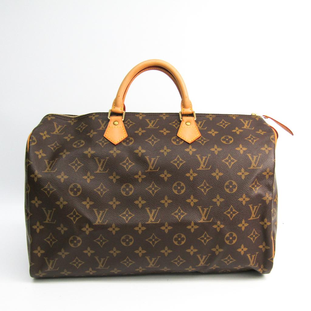 ルイ・ヴィトン(Louis Vuitton) モノグラム スピーディ40 M41522 レディース ハンドバッグ モノグラム 【中古】