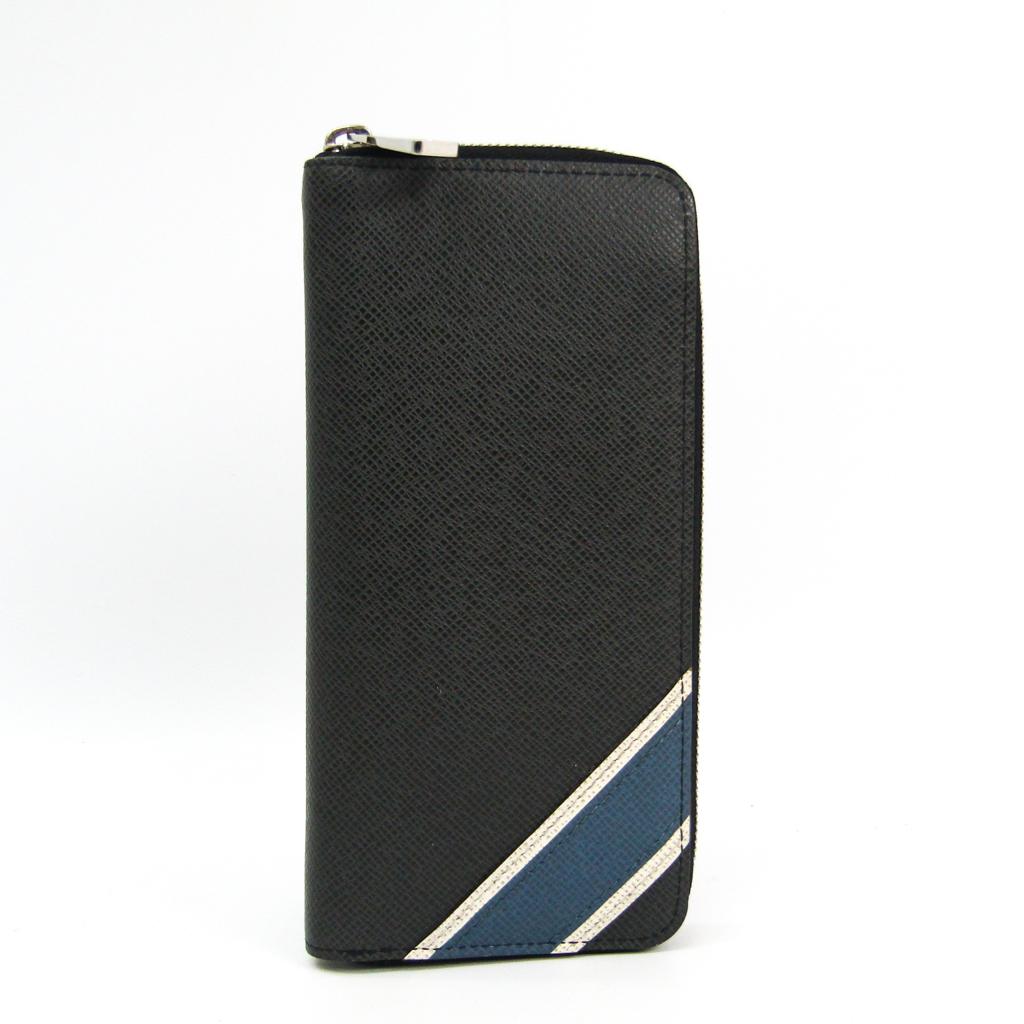 ルイ・ヴィトン(Louis Vuitton) タイガ ジッピー・ウォレット ヴェルティカル M64094 メンズ タイガ 長財布(二つ折り) アルドワーズ 【中古】