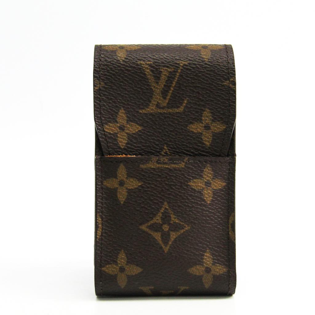 ルイ・ヴィトン(Louis Vuitton) モノグラム エテュイシガレット アクセサリー M63024 【中古】