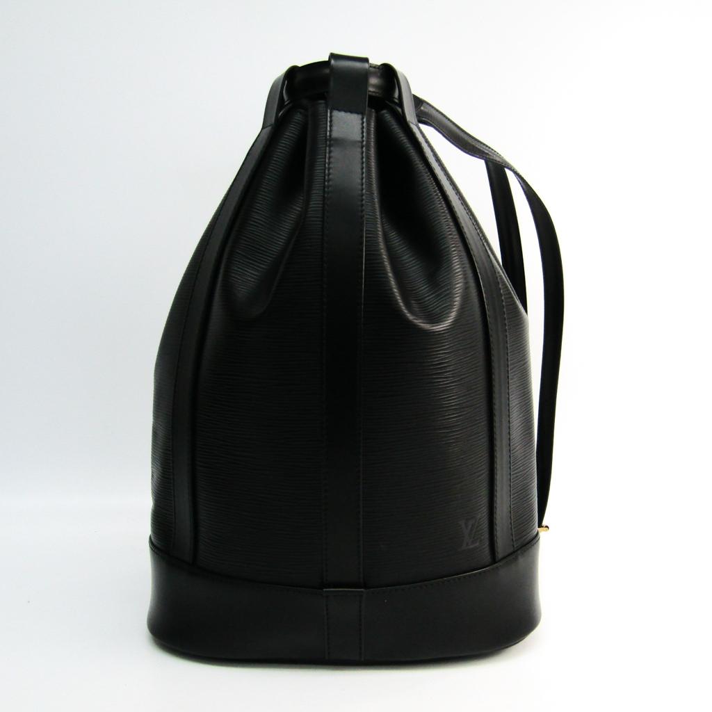 ルイ・ヴィトン(Louis Vuitton) エピ プチ・ランドネ M52352 ショルダーバッグ ノワール 【中古】