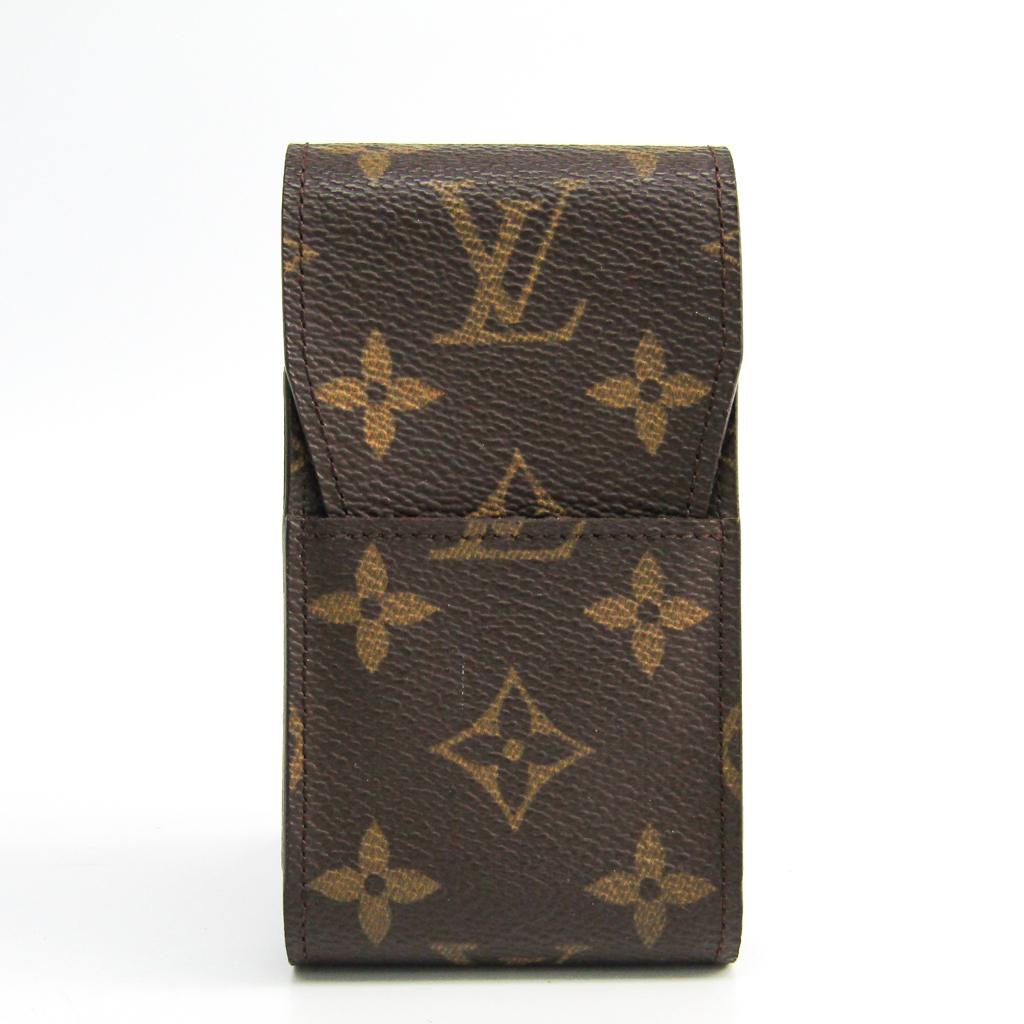 ルイ・ヴィトン(Louis Vuitton) モノグラム タバコケース モノグラム モノグラム エテュイ・シガレット M63024 【中古】