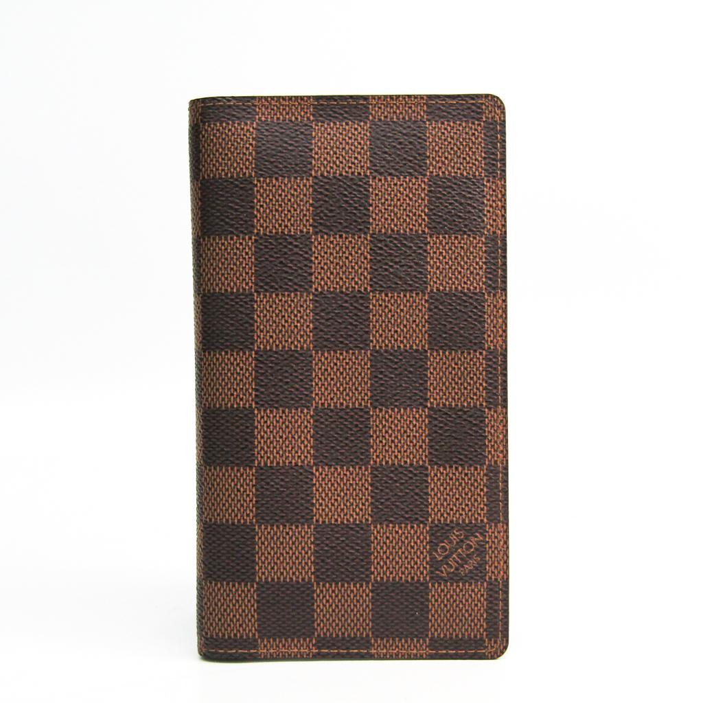 ルイ・ヴィトン(Louis Vuitton) ダミエ アジェンダドゥポッシュ 手帳 エベヌ R20703 【中古】