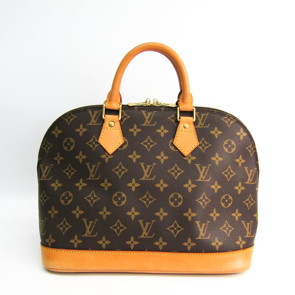 ルイ・ヴィトン(Louis Vuitton) モノグラム アルマ M51130 レディース ハンドバッグ モノグラム 【中古】