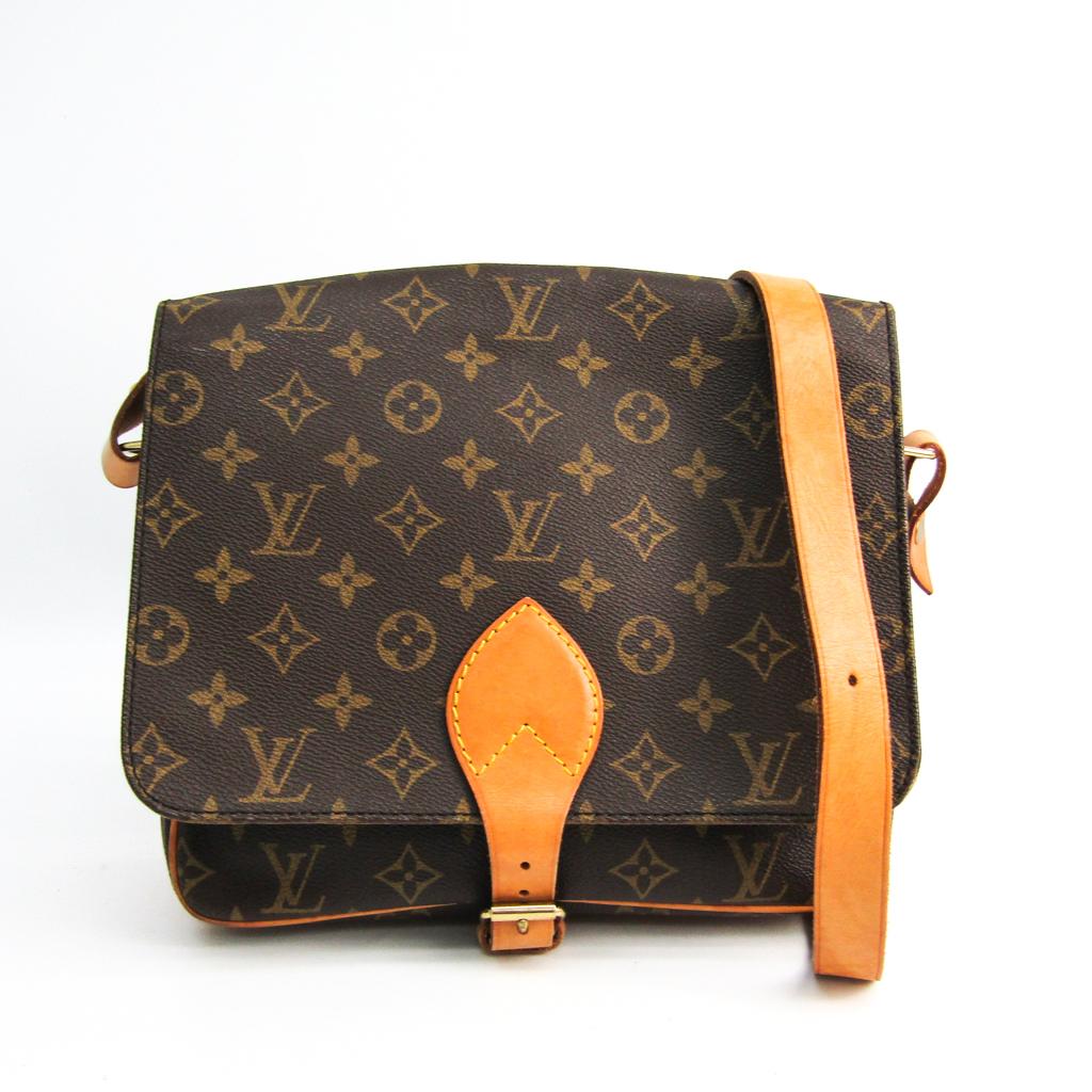 ルイ・ヴィトン(Louis Vuitton) モノグラム カルトシエール M51252 ショルダーバッグ モノグラム 【中古】