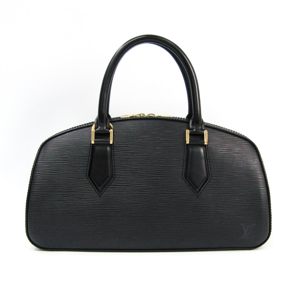 ルイ・ヴィトン(Louis Vuitton) エピ ジャスミン M52082 ハンドバッグ ノワール 【中古】