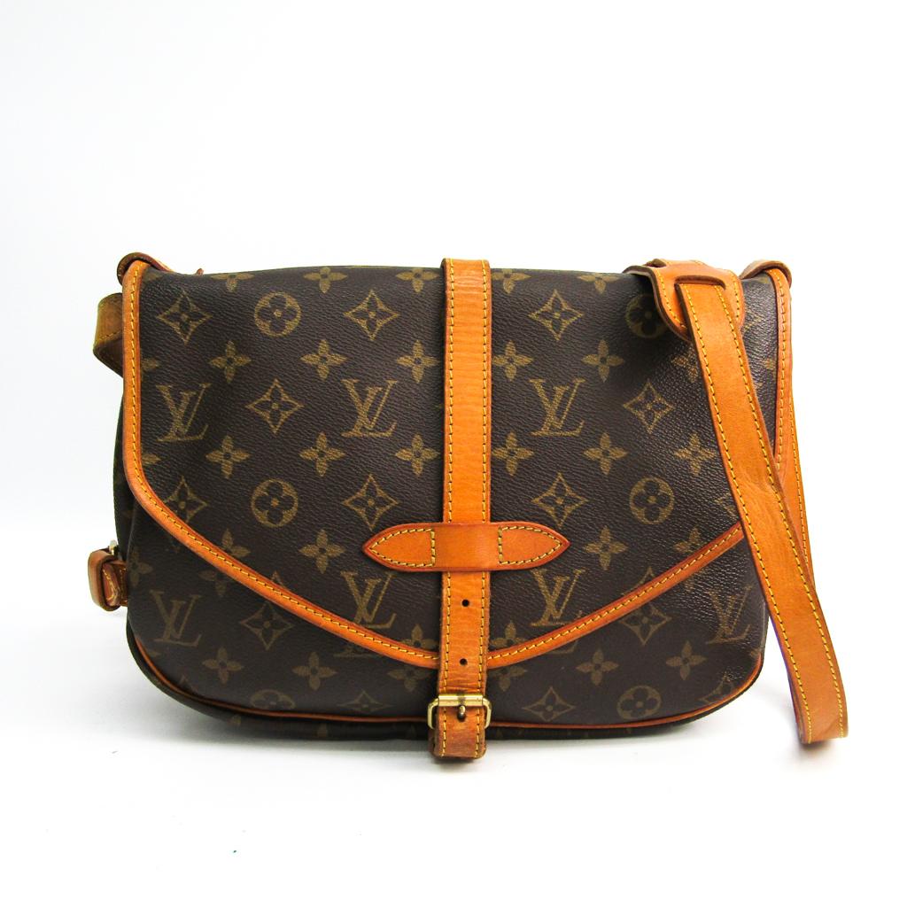 ルイ・ヴィトン(Louis Vuitton) モノグラム ソミュール M42256 レディース ショルダーバッグ モノグラム 【中古】