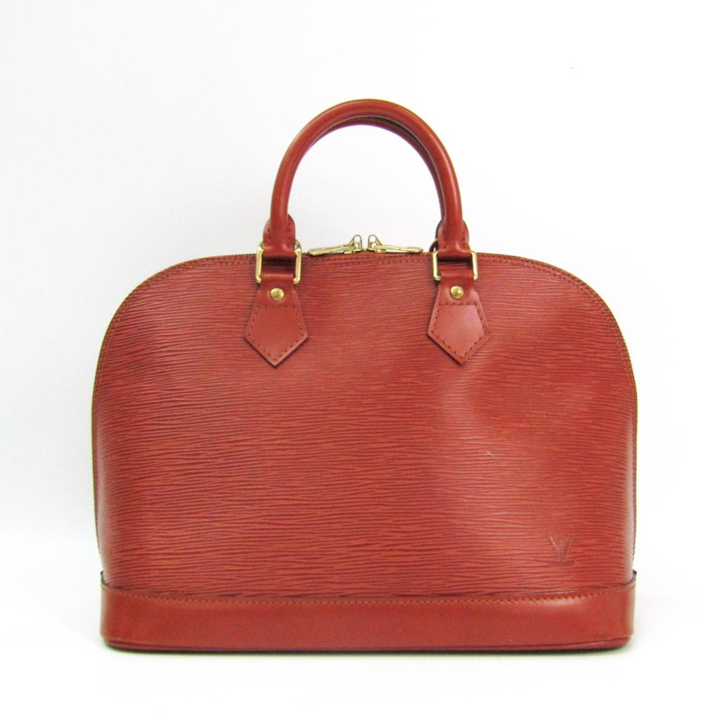 ルイ・ヴィトン(Louis Vuitton) エピ アルマ M52143 ハンドバッグ ケニアンブラウン 【中古】