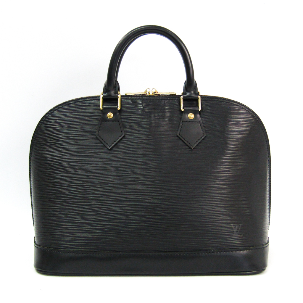 ルイ・ヴィトン(Louis Vuitton) エピ アルマ M52142 ハンドバッグ ノワール 【中古】