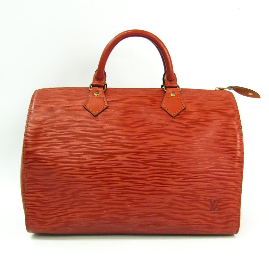 ルイ・ヴィトン(Louis Vuitton) エピ スピーディ30 M43003 レディース ハンドバッグ ケニアンブラウン 【中古】