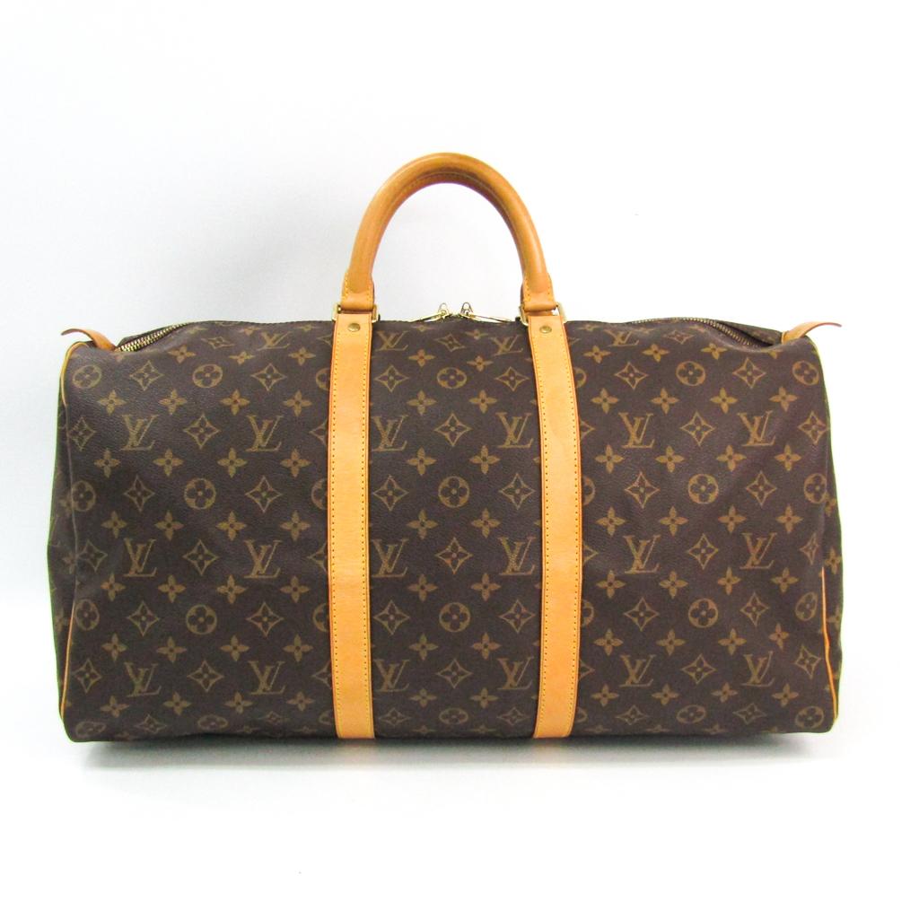 ルイ・ヴィトン(Louis Vuitton) モノグラム キーポル50 M41426 レディース ボストンバッグ モノグラム 【中古】