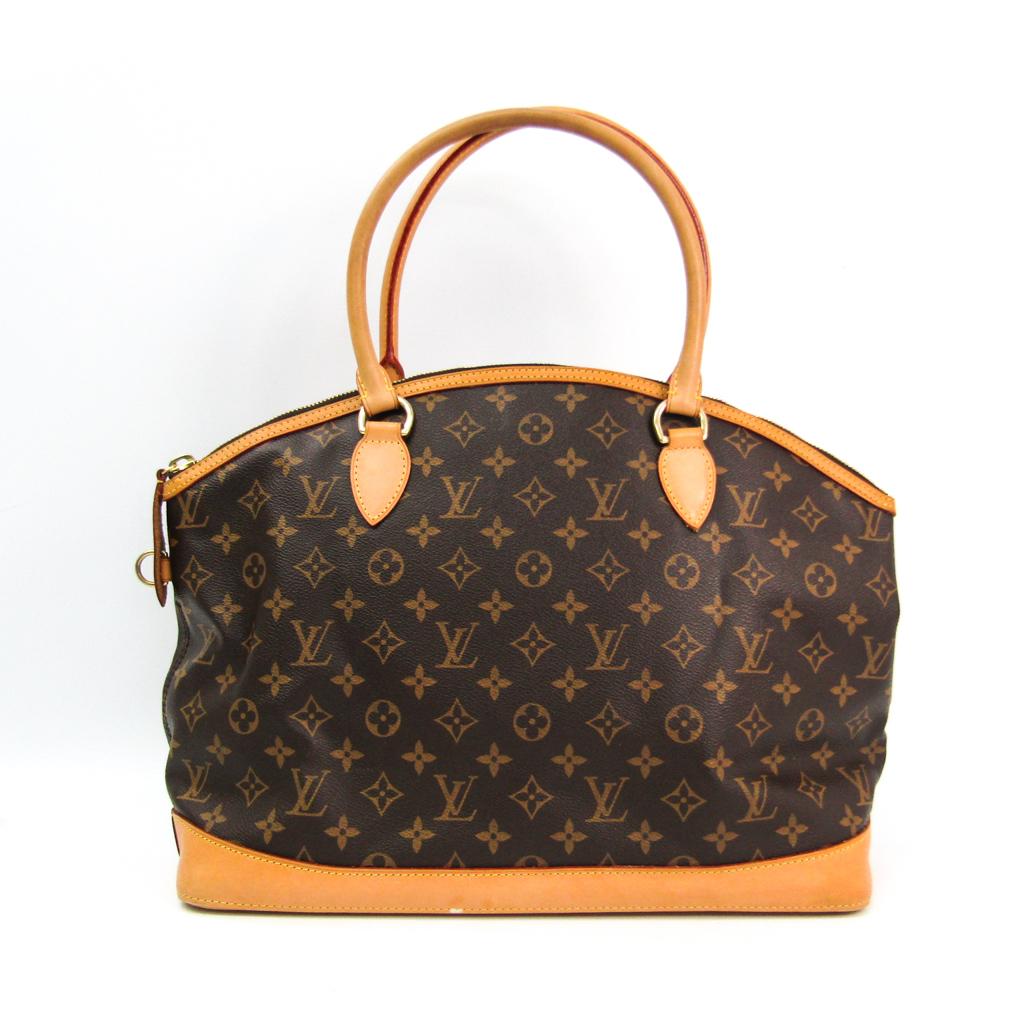ルイ 激安セール ヴィトン Louis Vuitton モノグラム 信頼 ロックイット オリゾンタル M40104 中古 レディース ハンドバッグ