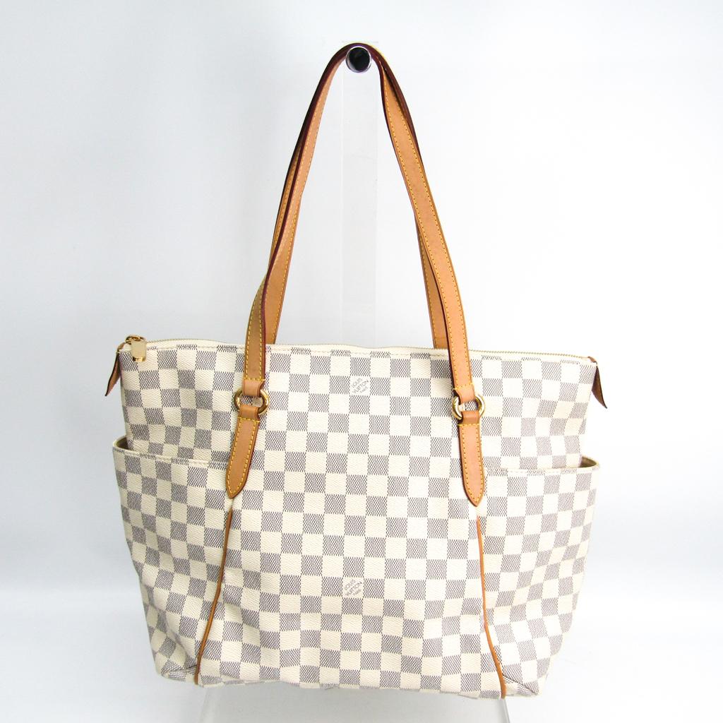 ルイ ヴィトン Louis Vuitton ダミエ アズール SEAL限定商品 トータリーMM 中古 N51262 いよいよ人気ブランド トートバッグ