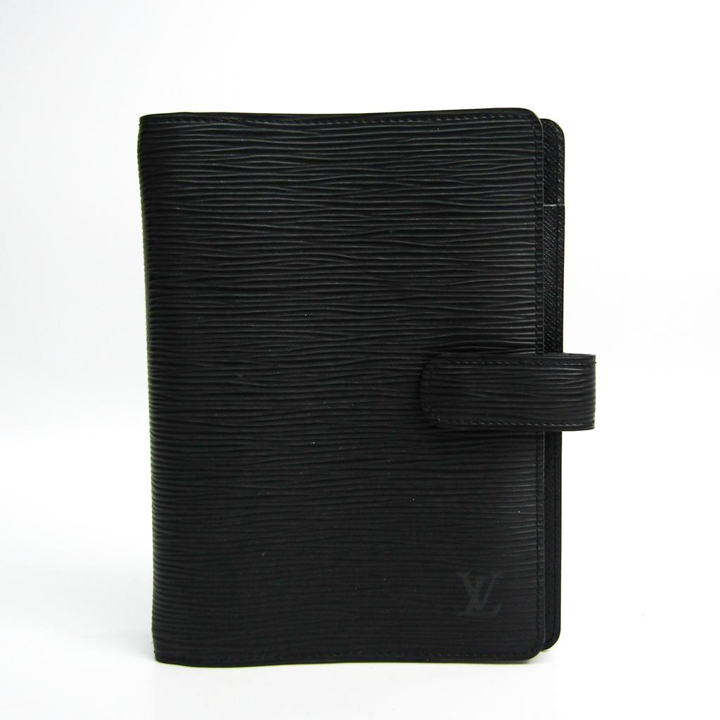 ルイ・ヴィトン(Louis Vuitton) エピ 手帳 ノワール アジェンダMM R20042 【中古】