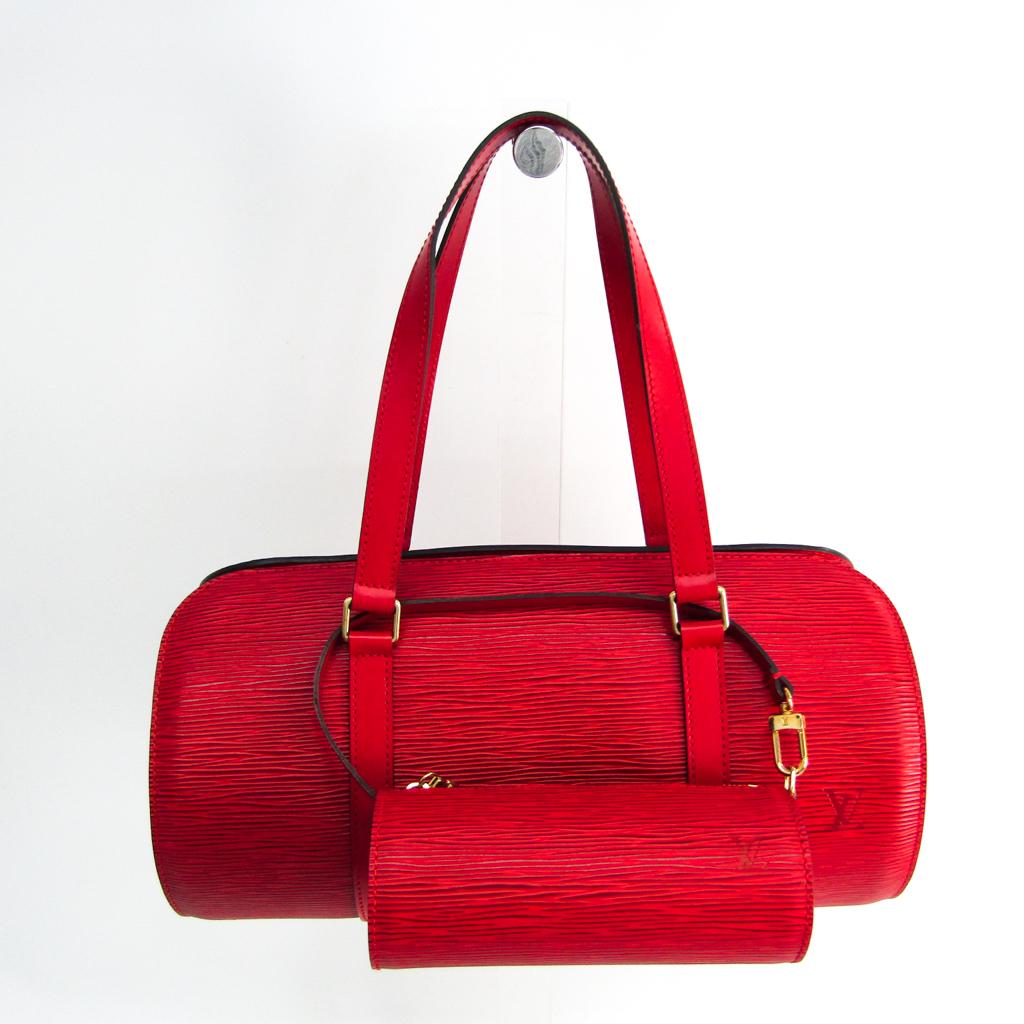 ルイ・ヴィトン(Louis Vuitton) エピ スフロ M52227 レディース ハンドバッグ カスティリアンレッド 【中古】