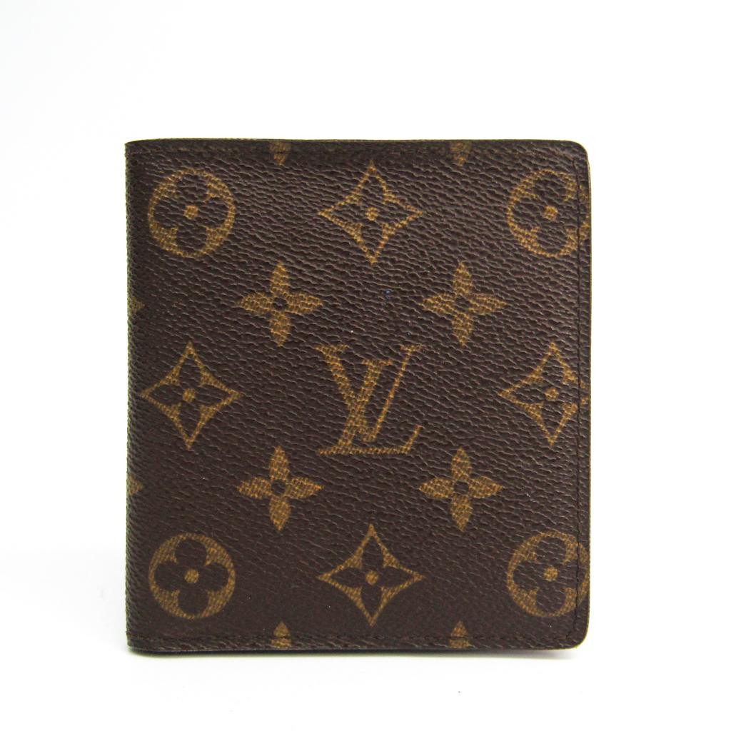 ルイ・ヴィトン(Louis Vuitton) モノグラム ポルトビエ10カルトクレディ M60883 ユニセックス モノグラム 札入れ(二つ折り) モノグラム 【中古】