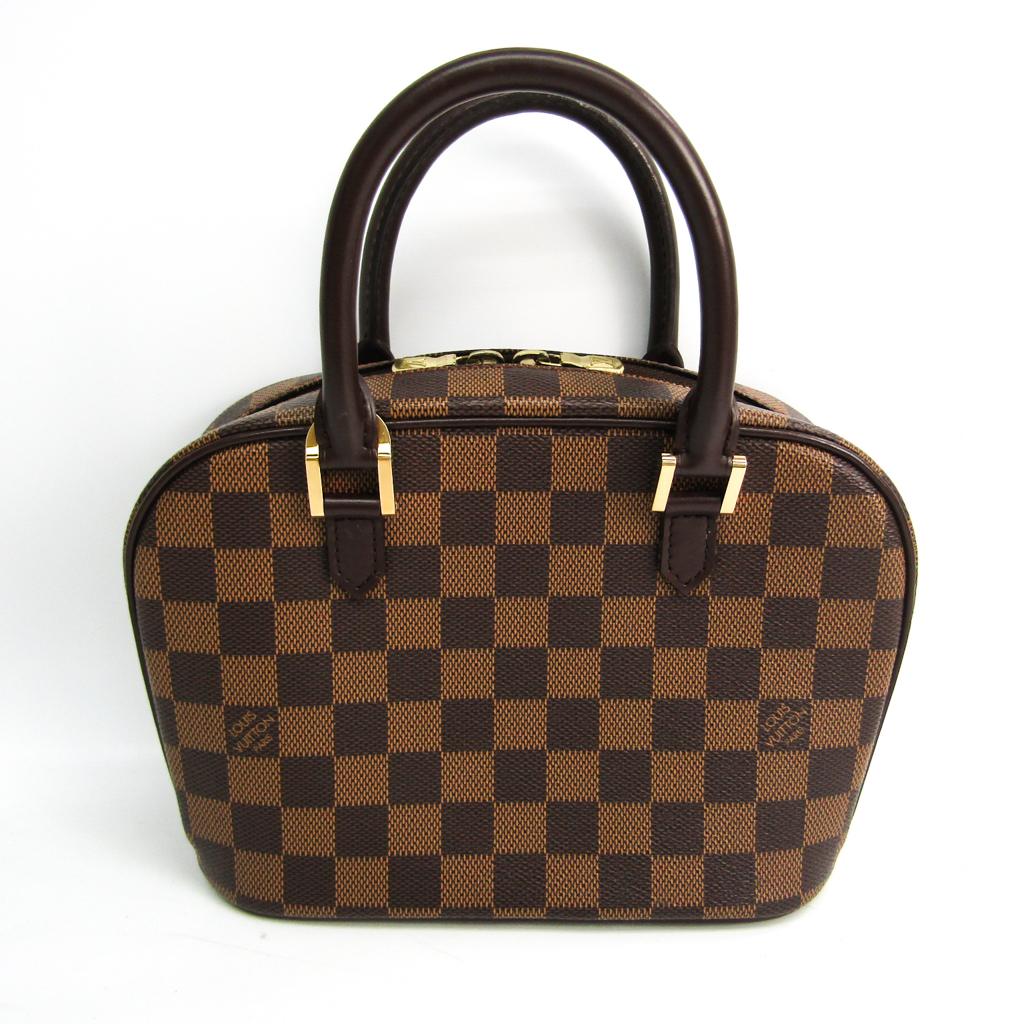 ルイ・ヴィトン(Louis Vuitton) ダミエ サリア・ミニ N51286 レディース ハンドバッグ エベヌ 【中古】
