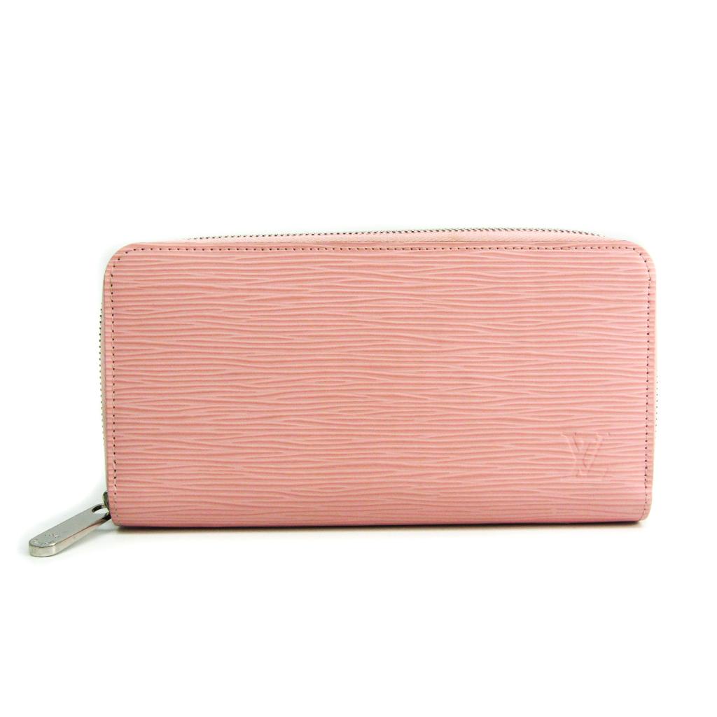 ルイ・ヴィトン(Louis Vuitton) エピ ジッピー・ウォレット M61863 レディース エピレザー 長財布(二つ折り) ローズバレリーヌ 【中古】