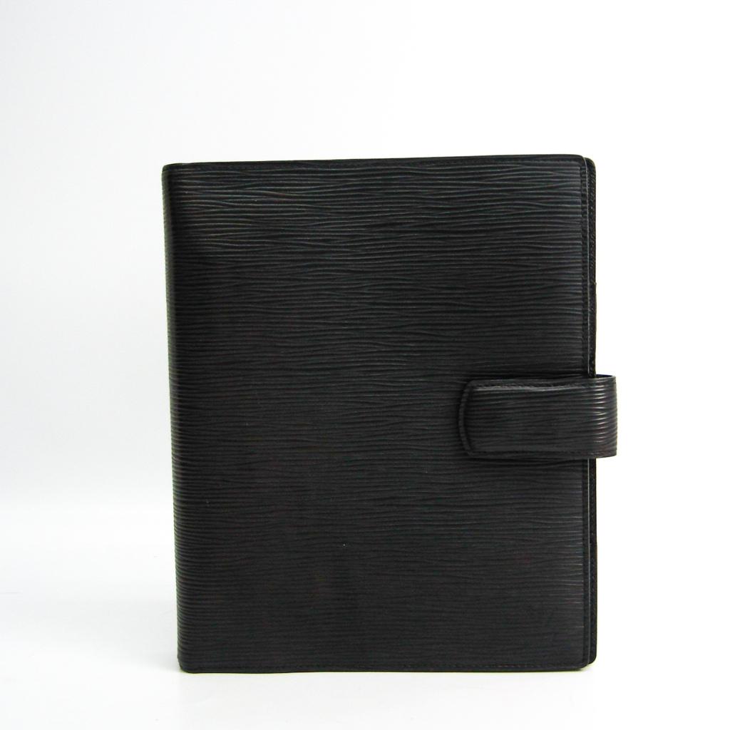 ルイ・ヴィトン(Louis Vuitton) エピ 手帳 ノワール アジェンダ GM R20212 【中古】
