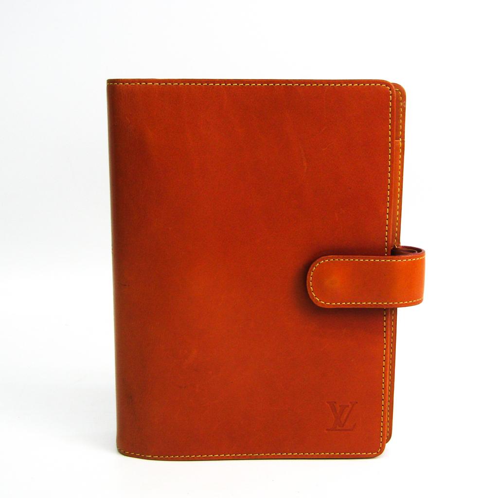 ルイ・ヴィトン(Louis Vuitton) ノマド 手帳 キャラメル アジェンダMM R20473 【中古】