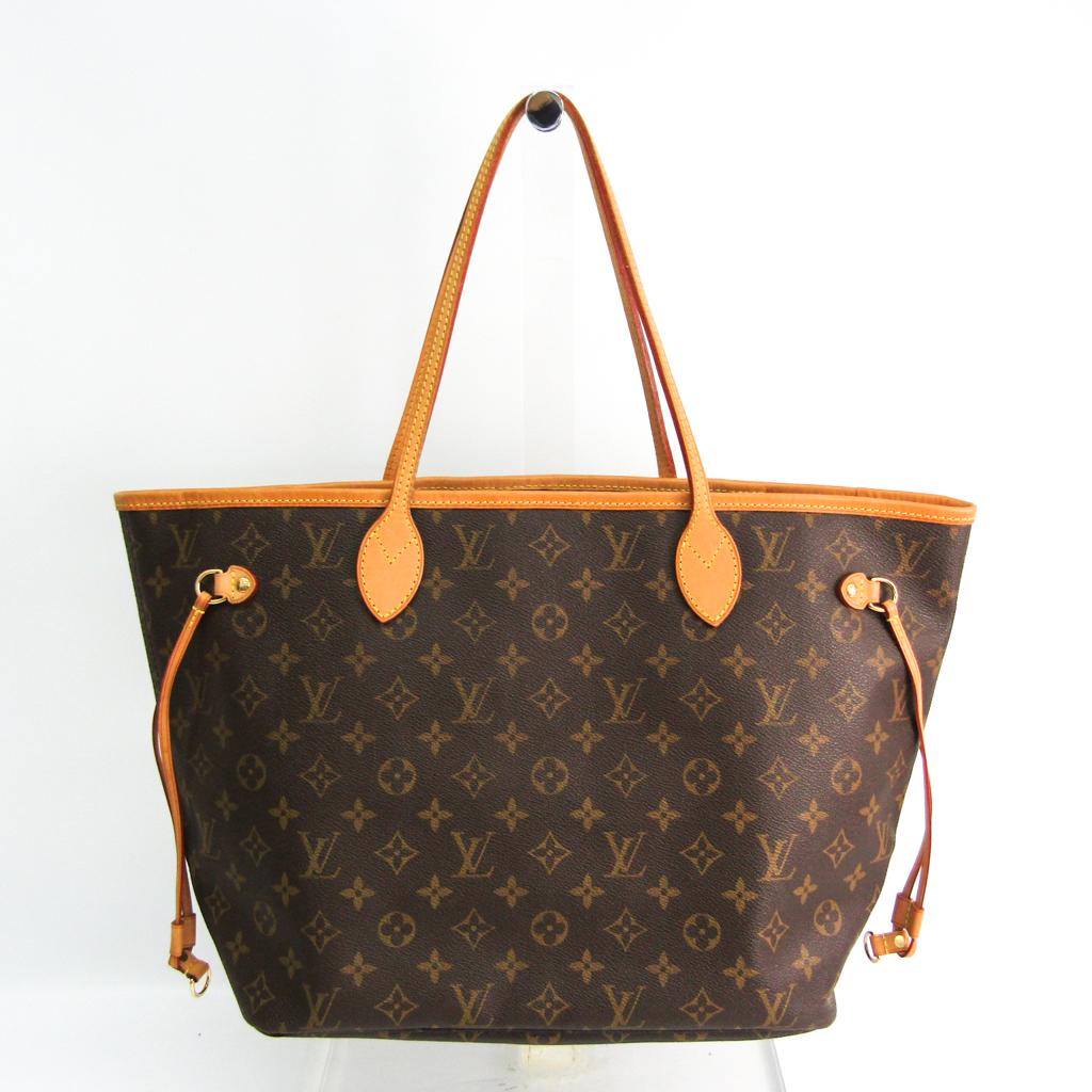 ルイ・ヴィトン(Louis Vuitton) モノグラム ネヴァーフルMM M40156 レディース トートバッグ モノグラム 【中古】