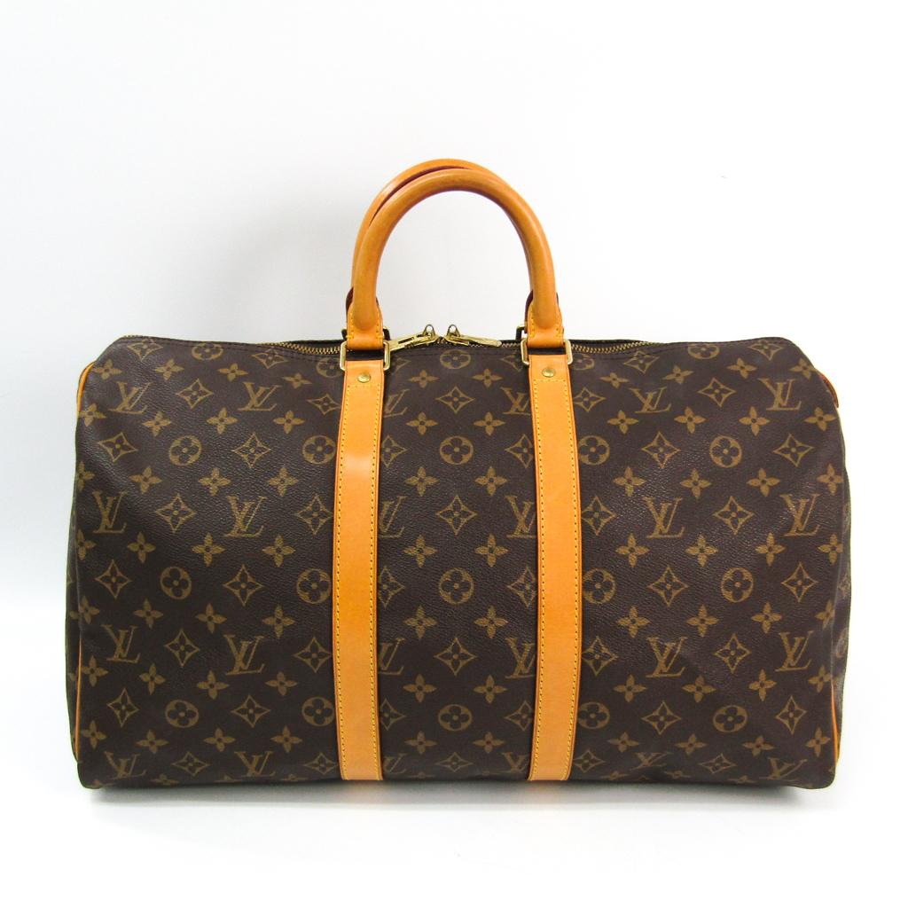 品質保証 ルイ・ヴィトン(Louis Vuitton) モノグラム キーポル45 M41428 レディース ボストンバッグ モノグラム 【】, サバゲー用品の41ミリタリー 7f30d6e4