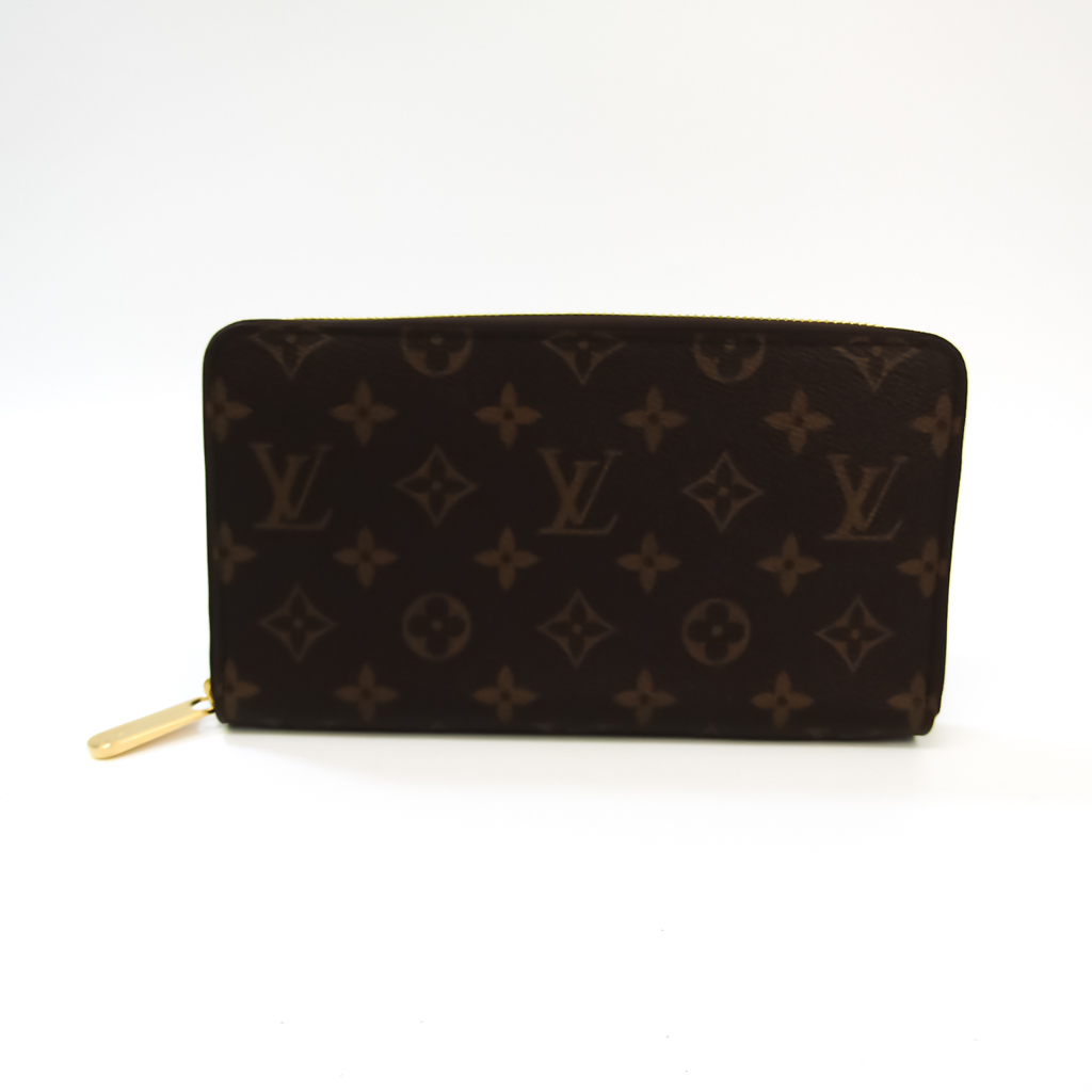 ルイ ヴィトン Louis Vuitton モノグラム ジッピー 中古 ユニセックス メーカー直売 長財布 超美品再入荷品質至上 二つ折り オーガナイザー M60002