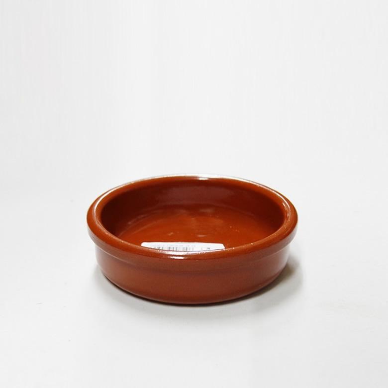 アヒージョ鍋 正規激安 カスエラ 耐熱陶器 耳なし プレゼント 100mm
