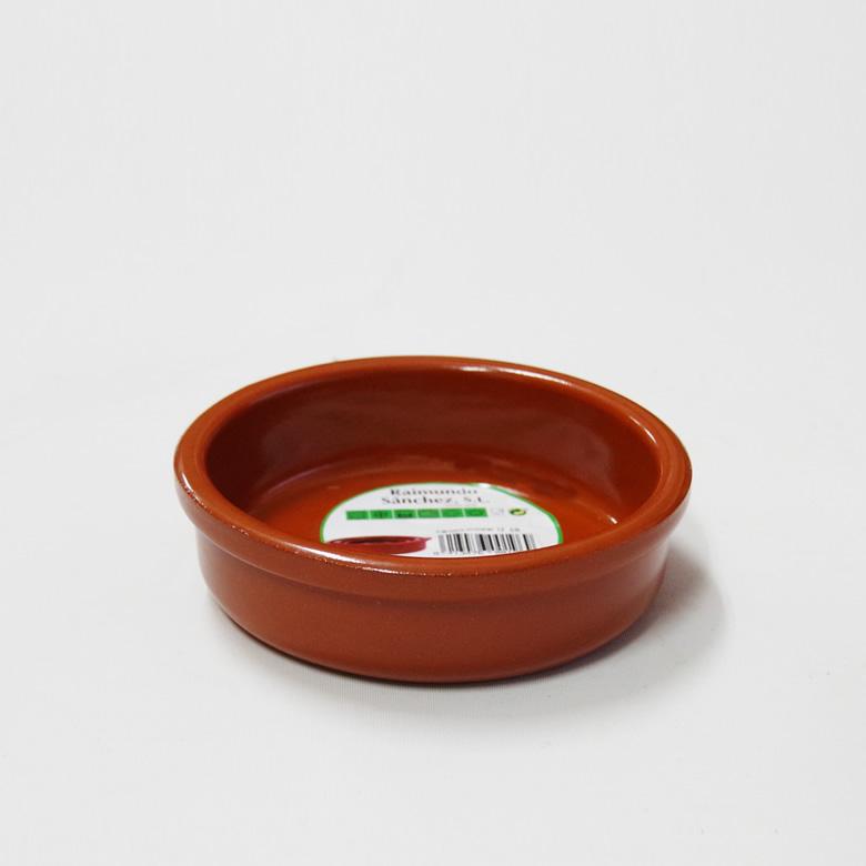 海外並行輸入正規品 ご注文で当日配送 アヒージョ鍋 カスエラ 耐熱陶器 耳なし 120mm