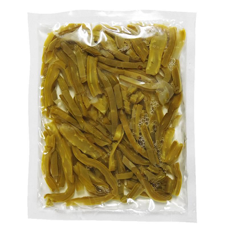 タコスの具にもどうぞ 人気 おすすめ 食用サボテン ノパリートス サボテンの塩漬け 期間限定お試し価格