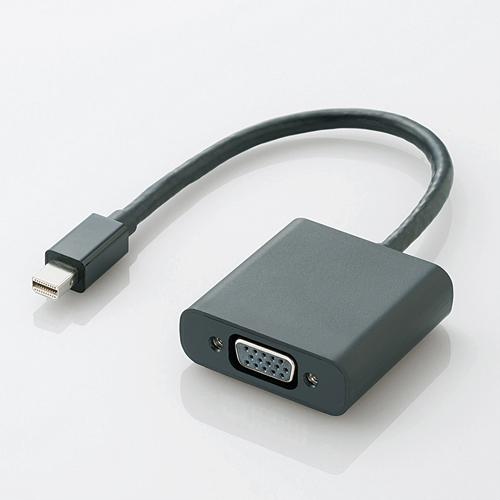 Mini DisplayPort to VGA Converter Adapter