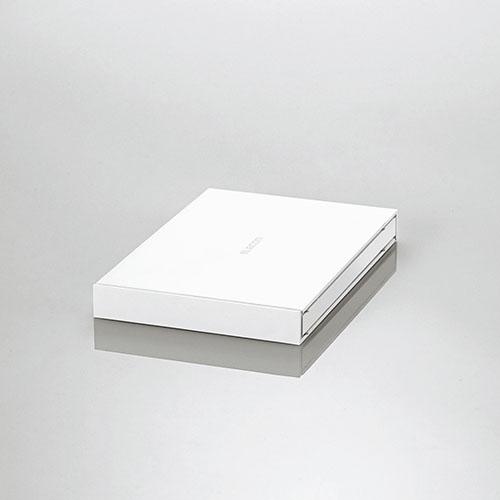 エレコム 外付け ポータブルSSD 500GB ポータブル 外付けSSD プレイステーション プレステ PS4 オススメ ホワイト ESD-EJ0500GWH