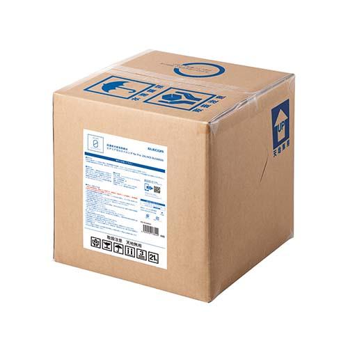 エレコム エクリアゼロストロング for Pro 高濃度次亜塩素酸水 濃度600ppm 20L HCE-DLC60020