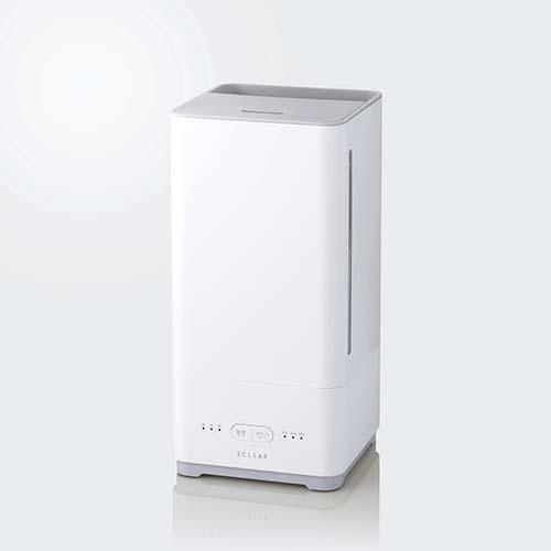 エレコム エクリアミスト プロ 大容量タイプ 次亜塩素酸水噴霧器 ホワイト HCE-HU1906AWH